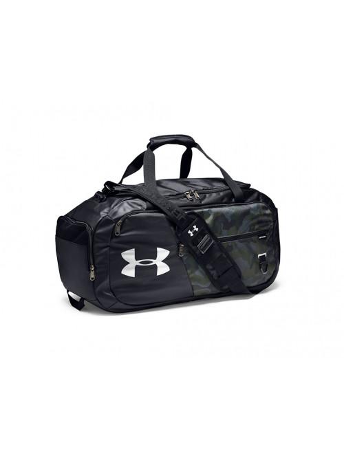 Sportovní taška Under Armour Undeniable Duffel 4.0 MD hnědá