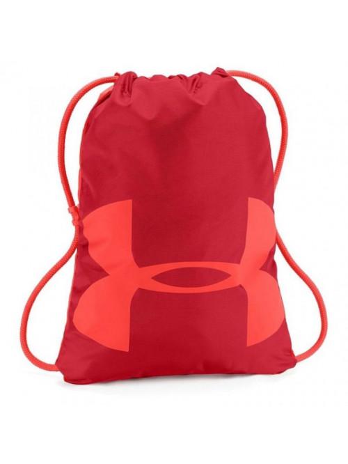 Sportovní vak Under Armour Ozsee Sackpack červený