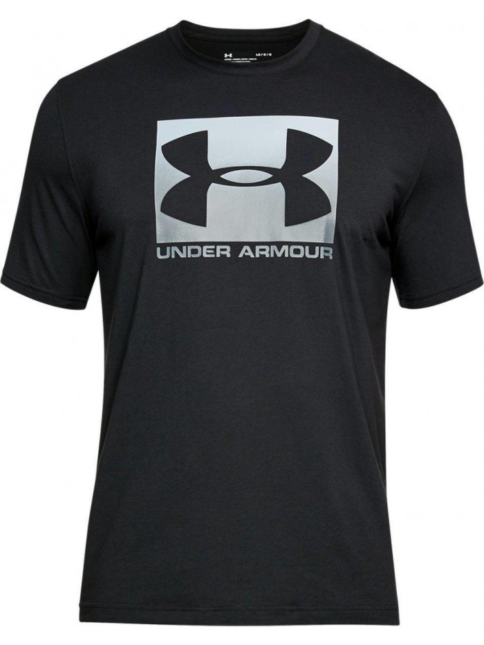 Tričko Under Armour Boxed černé