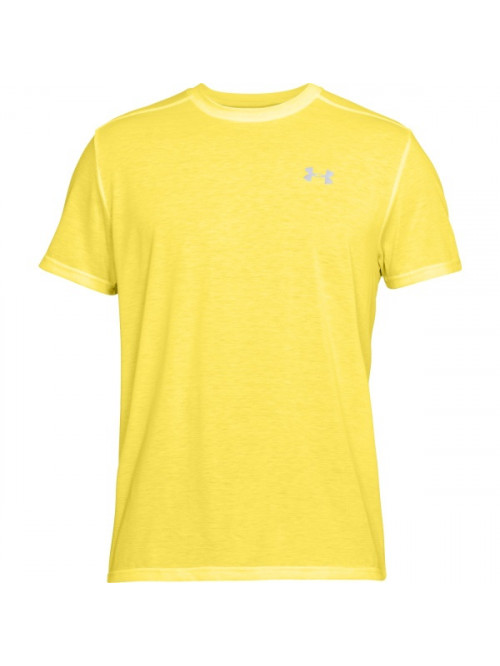 Tričko Under Armour Threadborne Run žluté