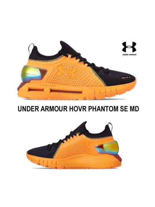 Běžecké botasky Under Armour Hovr Phantom oranžové