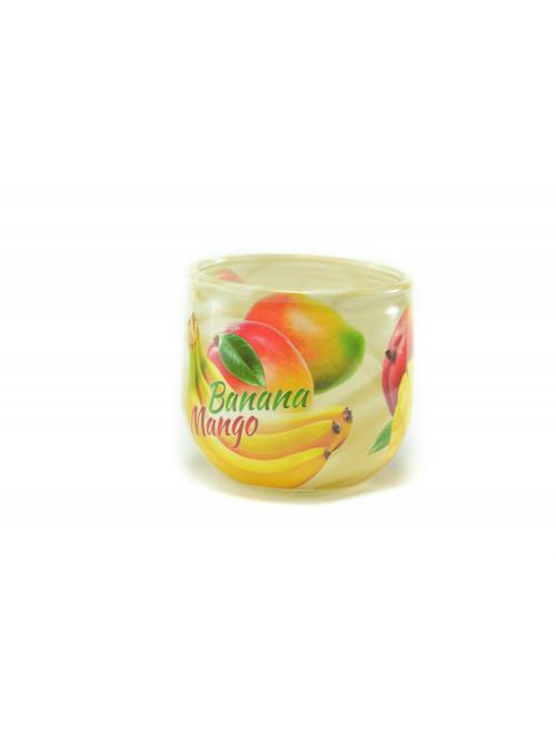 Voňavá svíčka Banán a mango