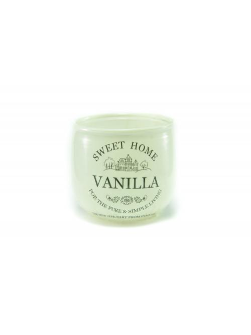 Voňavá svíčka Sweet Home Vanilla