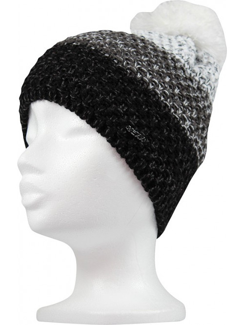 Čepice Voxx Tacoma black&white