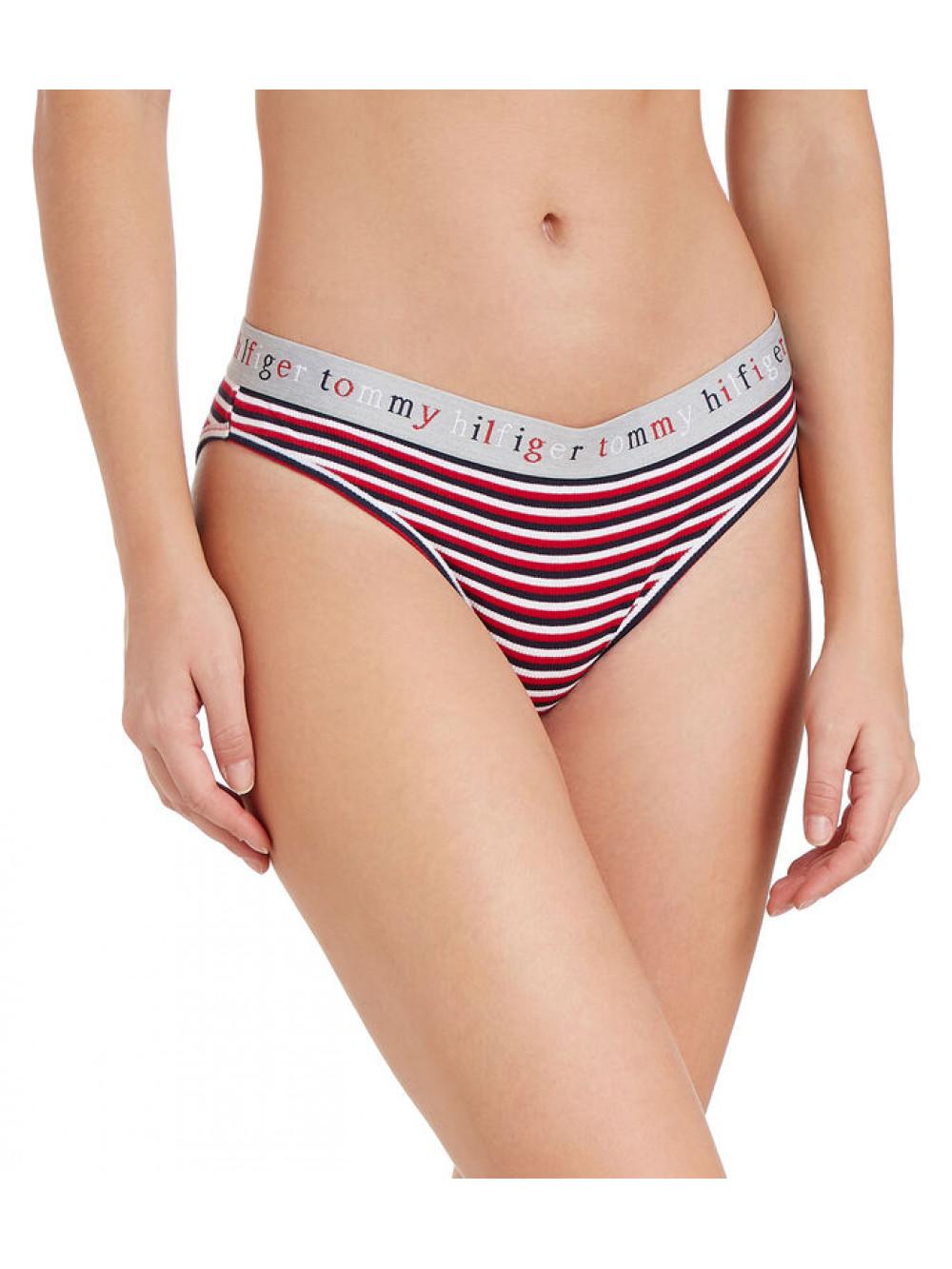 Dámské kalhotky Tommy Hilfiger Stripe Coordinate Panty