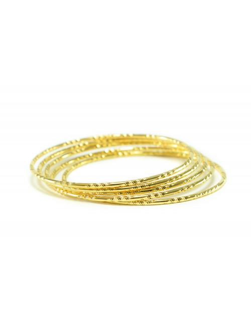 Náramek Gold Circle