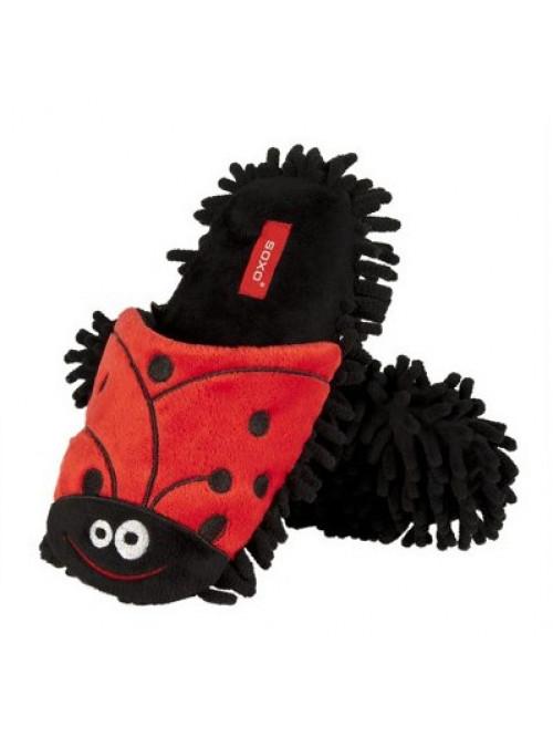 Papuče Ladybug Mopky Soxo