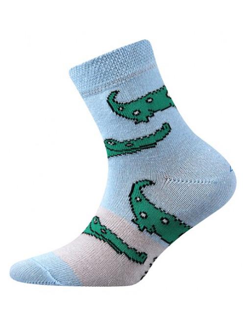 Dětské ponožky Boma Krokodýl