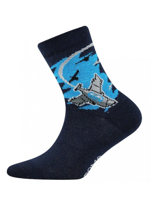 Dětské ponožky Boma Letadélko