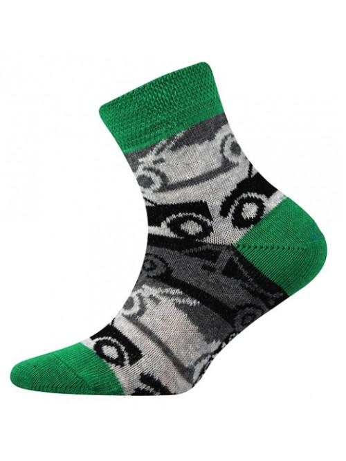 Dětské ponožky Boma Autá