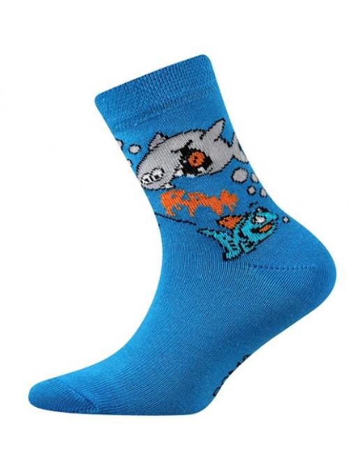 Dětské ponožky Boma Žralok 058c7b67b0
