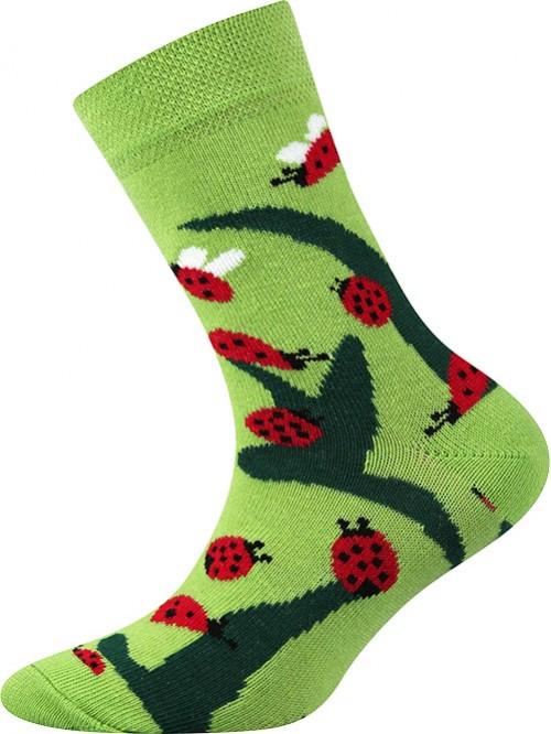 Dětské ponožky Boma Beruška