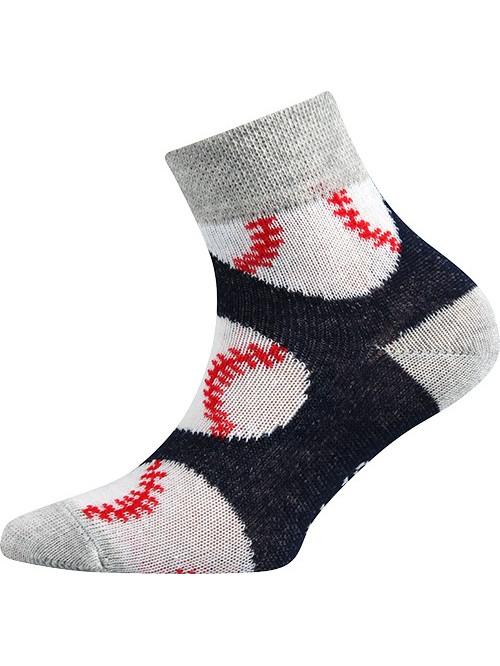 Dětské ponožky Boma Baseball