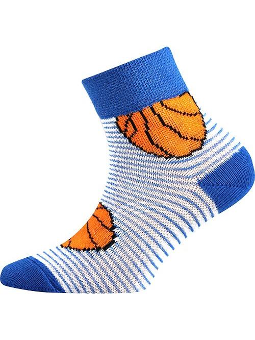 Dětské ponožky Boma Basketbal