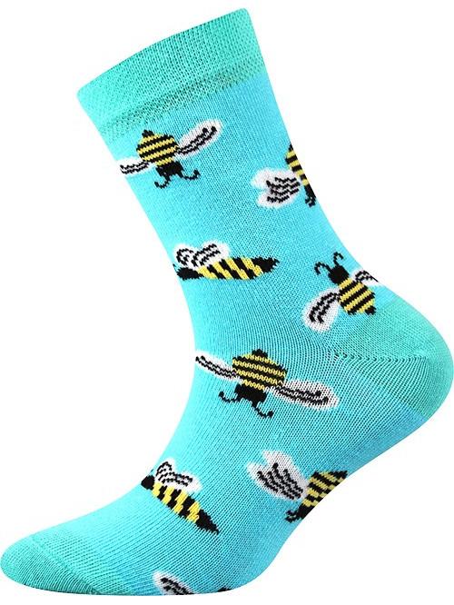 Dětské ponožky Boma Včelka