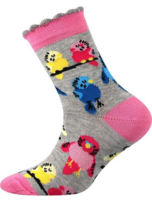 Dětské ponožky Boma Ptáček