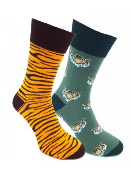 Ponožky Foxysoxy Tigr