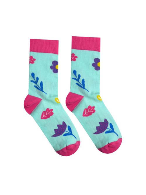 Ponožky Jarní květ