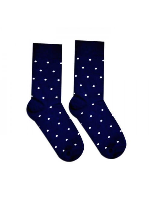Ponožky Gentleman Modrý