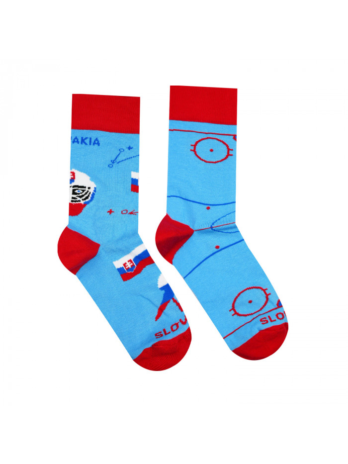 Ponožky Hokej Slovensko Hesty Socks