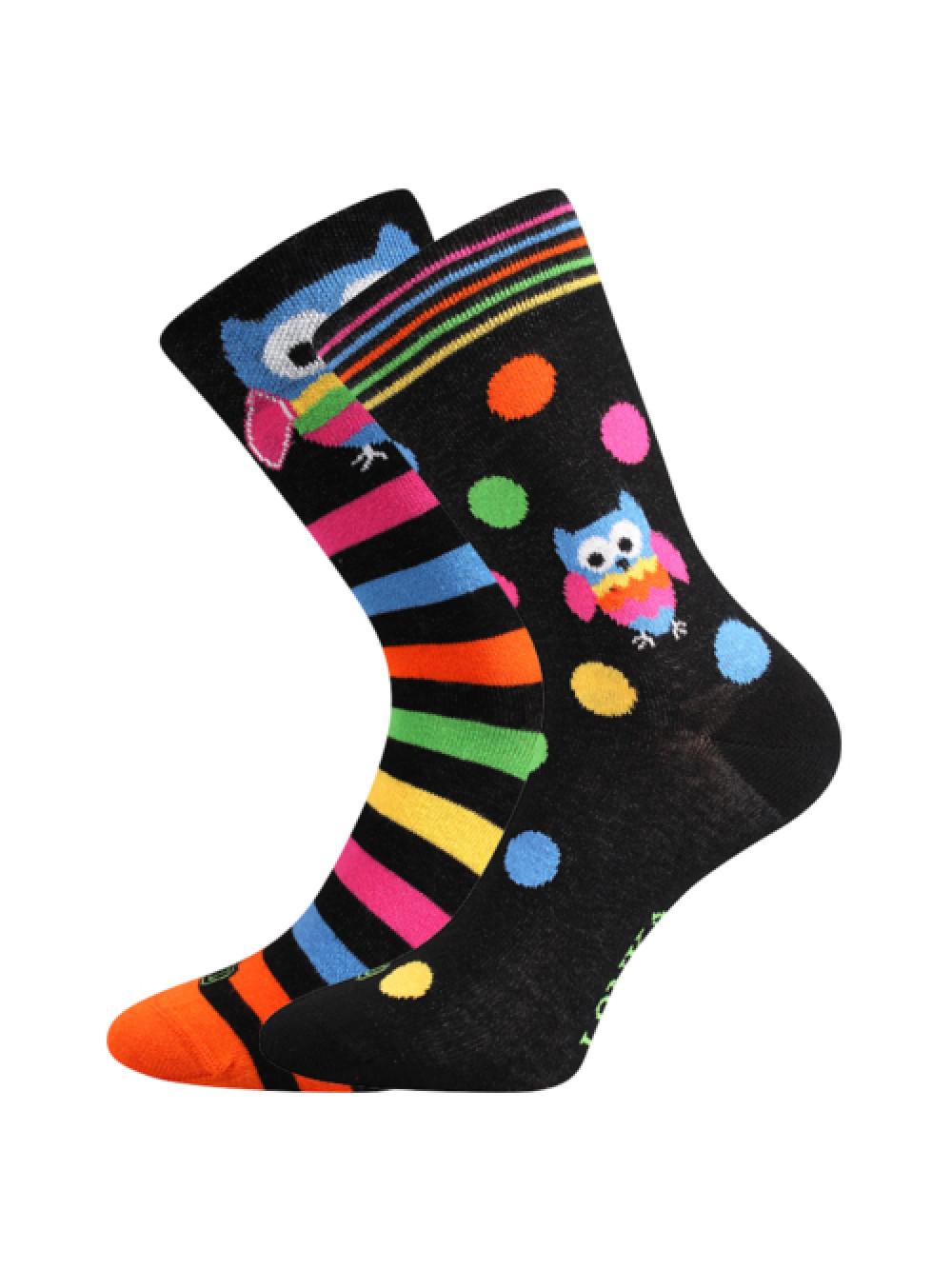 Ponožky Sovička  Lonka Doble