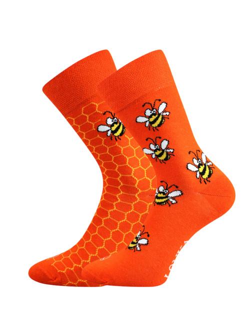 Ponožky Lonka Doble Včelka
