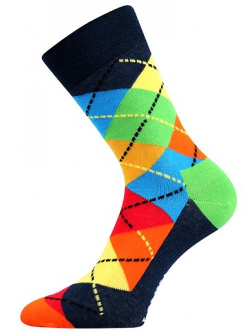 Ponožky Lonka Color Retro