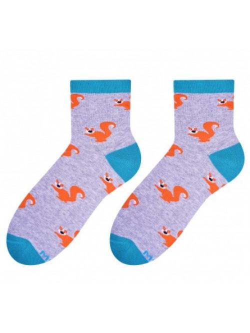 Ponožky Veverka More