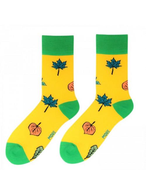 Ponožky More Autumn žluté