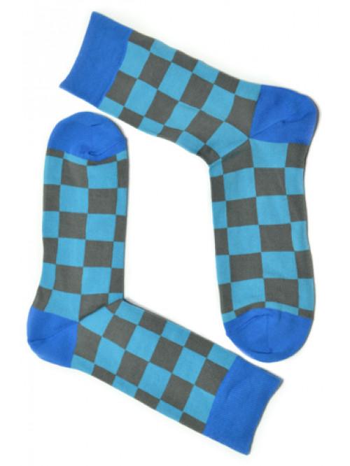 Ponožky Tatrasvit Saso modro-šedé