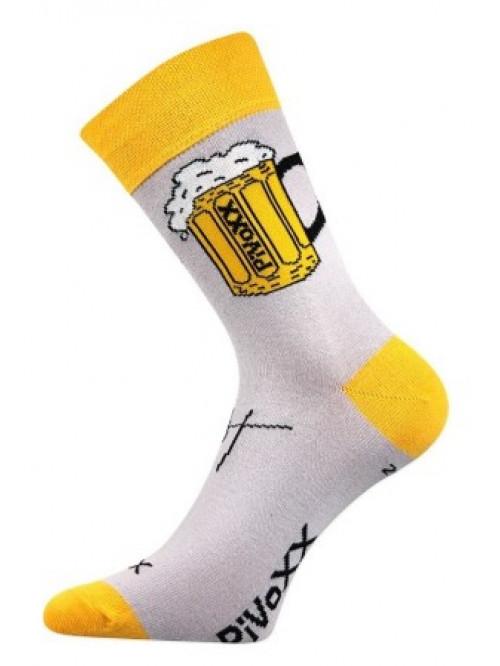 Ponožky PiVoXX Grey