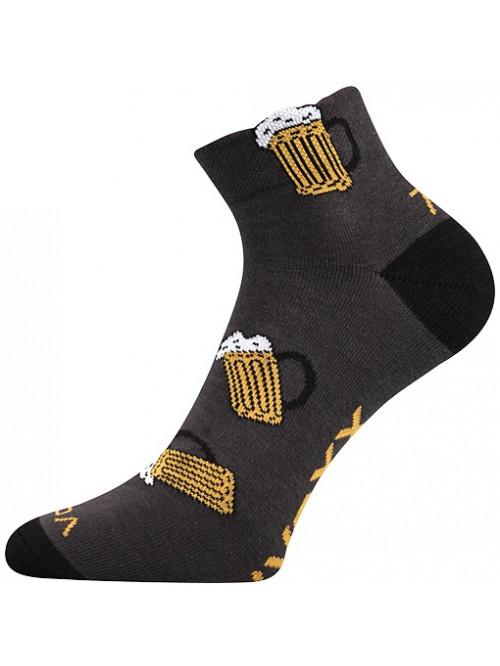 Ponožky VoXX Piff Dark Grey