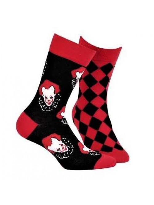 Ponožky Clown Wola