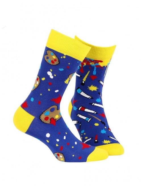 Ponožky Color Art Wola