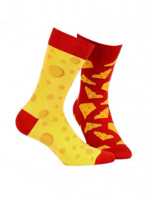 Ponožky Cheese Wola