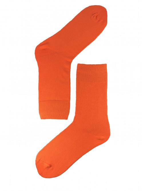Oranžové Ponožky Wola Orange