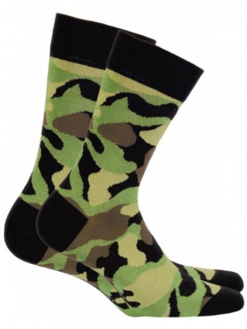 Ponožky Army Wola Maskáčové