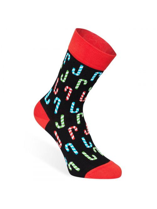 Ponožky Slippsy Stick Socks Čierne