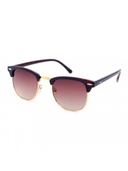 Sluneční brýle Clubmaster Brown