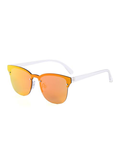 Sluneční brýle Clubmaster Blaze Red