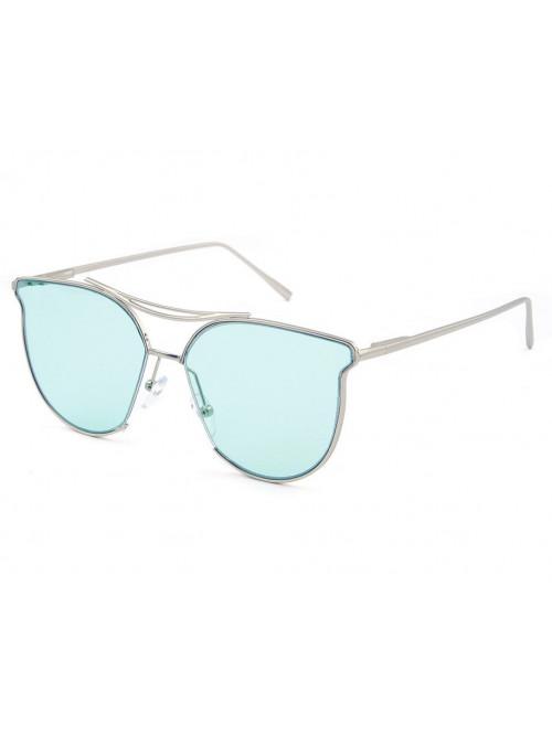 Sluneční brýle Aviator Lady Green