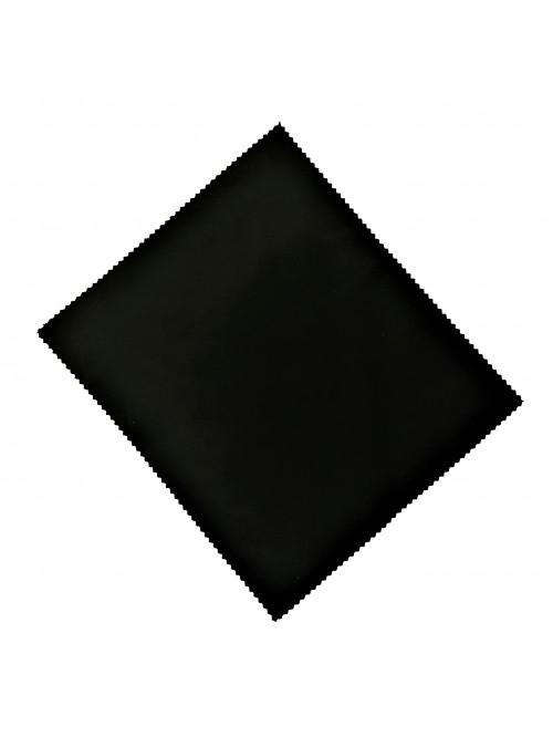 Textilní hadřík na brýle černý