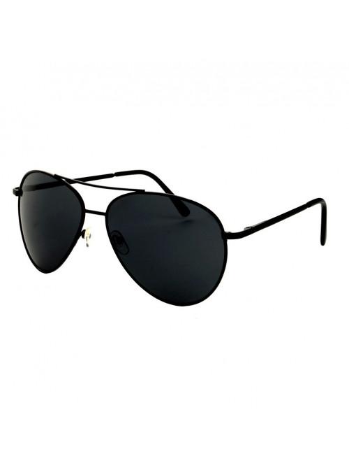 Sluneční brýle Aviator Pilot Big Black