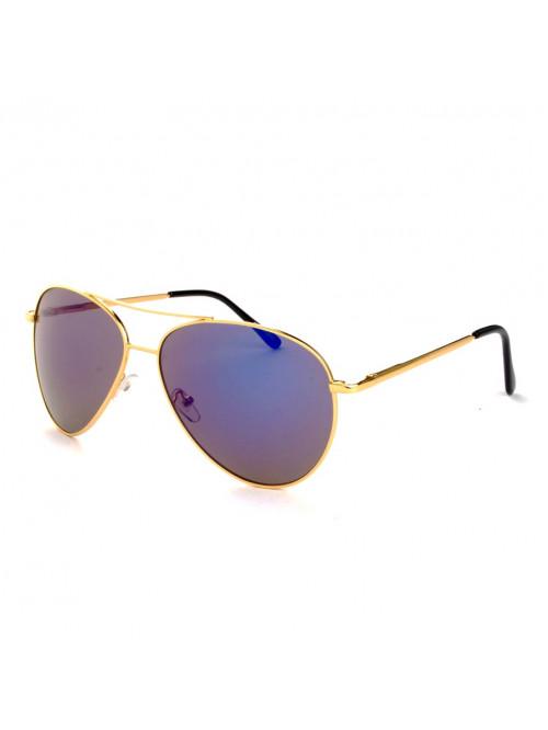 Sluneční brýle Aviator Pilot Big Purple