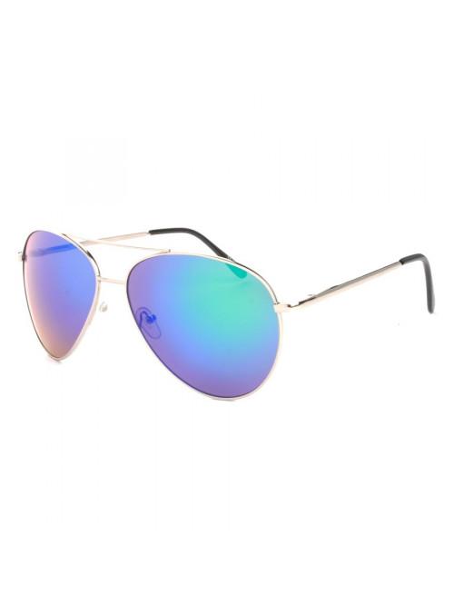 Sluneční brýle Aviator Pilot Big Indigo