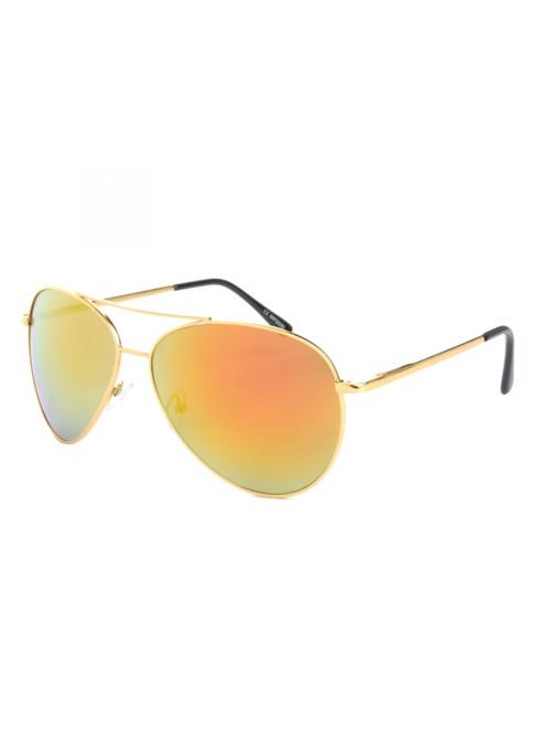 Sluneční brýle Aviator Pilot Big Red