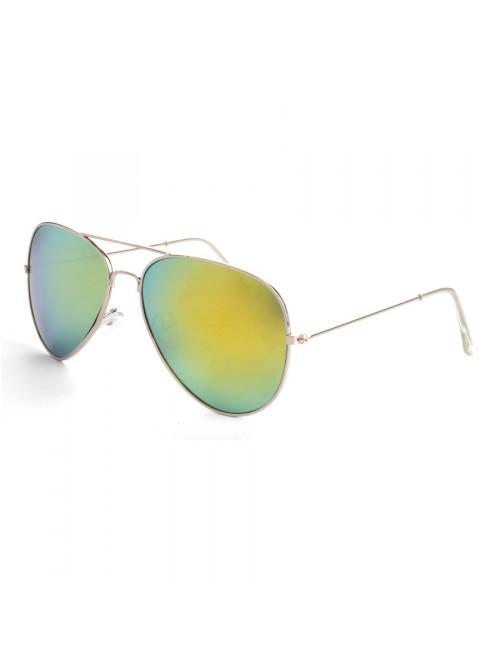 Sluneční brýle Aviator Pilot Hunter polarizační