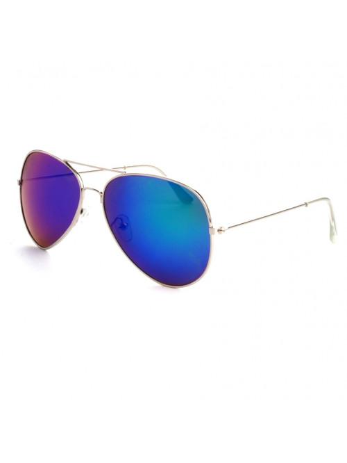 Sluneční brýle Aviator Pilot Ocean polarizační