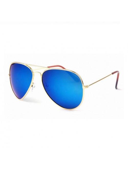 Sluneční brýle Aviator Pilot Royal polarizační