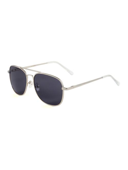 Sluneční brýle Aviator Square Black